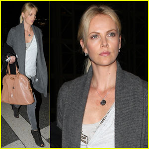 Charlize Theron: I've Al