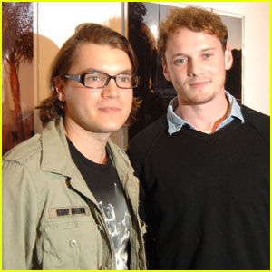 Anton Yelchin &#038; Emile Hirsch: 'Bullett' Boys