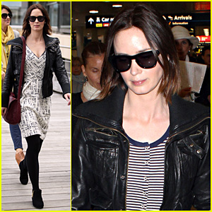 Emily Blunt: Fun in Sydney!