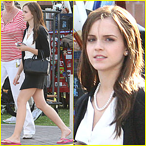 Emma Watson: Jail Time For 'Bling Ring'