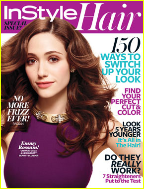 Emmy Rossum: I Double-Dated With Lady Gaga!