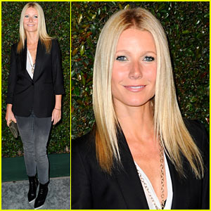 Gwyneth Paltrow: 'My V