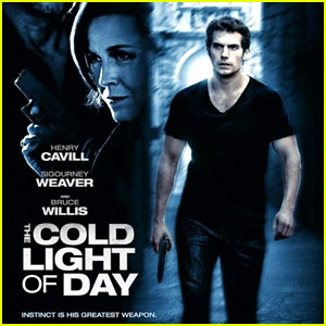 Henry Cavill: New 'The Cold Light of Day' Poster & Clips!