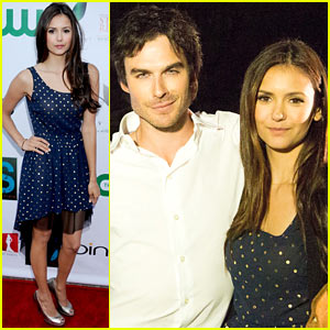 Ian Somerhalder & Nina Dobrev: Influence Affair Couple