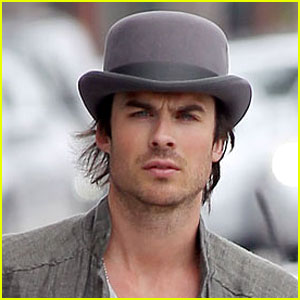 Ian Somerhalder: 'Happy Earth Day'