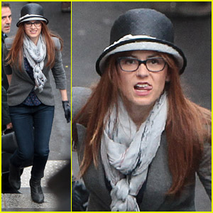 Isla Fisher: 'Now You See Me' in Paris!