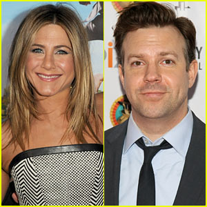 Jennifer Aniston & Jason Sudeikis: 'We're The Millers' Co-Stars?