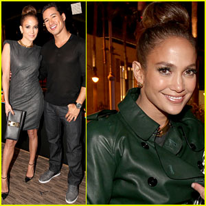 Jennifer Lopez: Planet Dailies & Mixology 101 Opening!