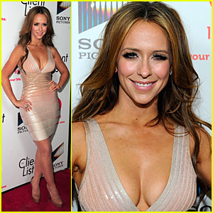 Jennifer Love Hewitt: Adam Levine is My Crush!