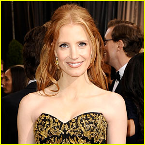 Jessica Chastain: 'Iron Man 3' Star?