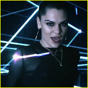 Jessie J &#038; David Guetta: 'Laserlight' Video Premiere!