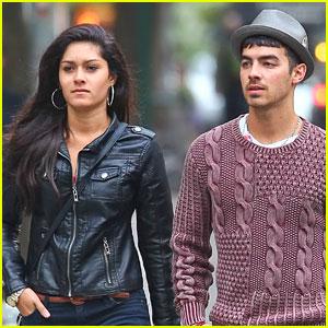 Joe Jonas: NYC with New Girlfriend?