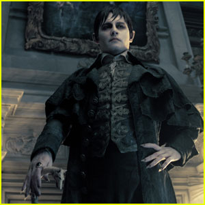 Johnny Depp: 'Barnabas Is a Good One'