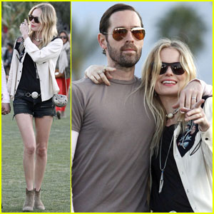 Kate Bosworth & Michael Polish: 'Good Day Sunshine!'
