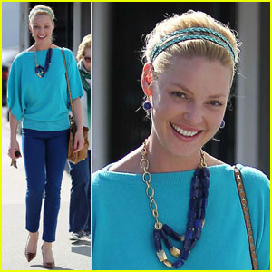 Katherine Heigl: Day Out with Mom