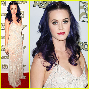 Katy Perry: 2012 ASCAP Pop Music Awards!