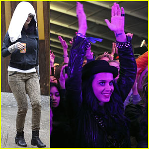 Katy Perry: Jammin' At Coachella!