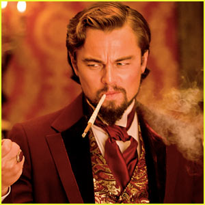 Leonardo DiCaprio in 'Django Unchained' - First Look!