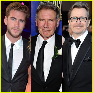 Liam Hemsworth: 'Paranoia' with Harrison Ford & Gary Oldman?