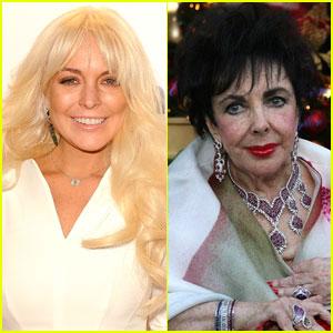 Lindsay Lohan: Elizabeth Taylor Role Confirmed!