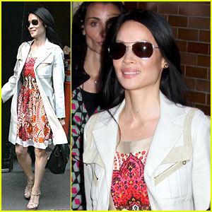 Lucy Liu: 'Good Morning America'