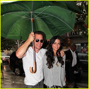 Matthew Mcconaughey &#038; Camila Alves: Brazil Fun!
