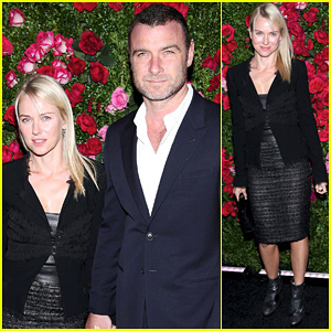 Naomi Watts & Liev Schreiber: Chanel Artist Dinner at Tribeca!