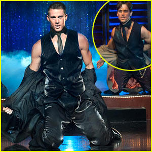 Channing Tatum & Matt Bomer: 'Magic Mike' Stills!