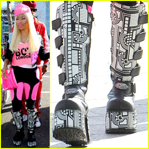 Nicki Minaj: 'I Wanted To Be An Actress'