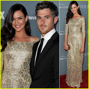Odette Annable: 'House' Wrap Party
