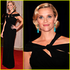 Reese Witherspoon - White House Correspondents' Dinner 2012
