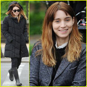 Rooney Mara Books 'Brooklyn' Role