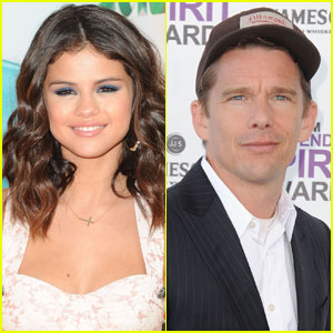 Selena Gomez: Action Movie With Ethan Hawke!