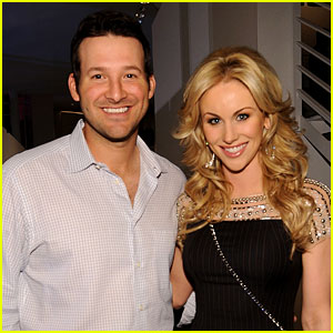Tony Romo & Candice Crawford Welcome Baby Boy!