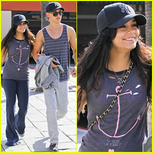 Vanessa Hudgens: Punk'd by Lucy Hale!