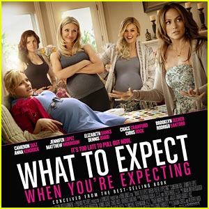 Cameron Diaz: New 'What To Expect' Poster!