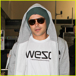 Zac Efron: 'I'm Just a Musical Theater Geek'