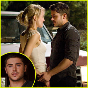 Zac Efron: 'Lucky One' Stills & Clip!