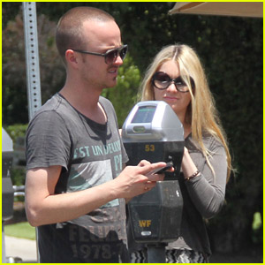Aaron Paul & Lauren Parsekian: Toast Lunch!