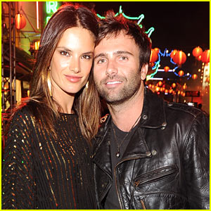 Alessandra Ambrosio Welcomes Baby Boy!