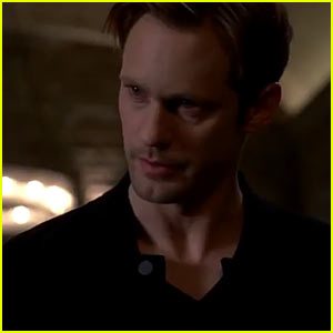 Alexander Skarsgard: New 'True Blood' Trailer!