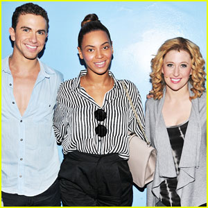 Beyonce: 'Ghost' Musical Meet and Greet!