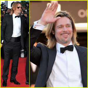 Brad Pitt: Angelina Jolie & I Don't Have a Wedding Date Yet