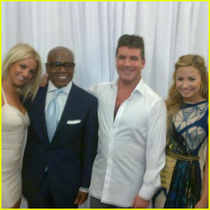 Britney Spears & Demi Lovato Confirmed as 'X Factor' Judges