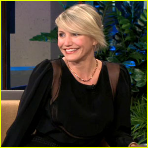 Cameron Diaz Cried Over Short Haircut