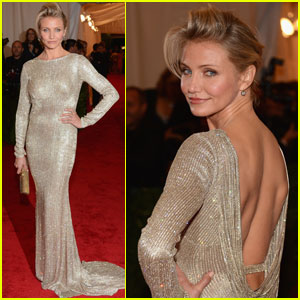 Cameron Diaz - Met Ball 2012