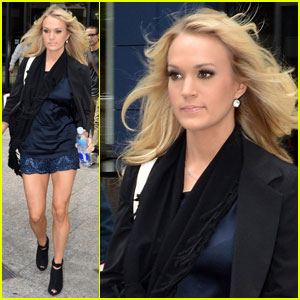 Carrie Underwood: 'Blown Away' No. 1 for 2 Straight Weeks!