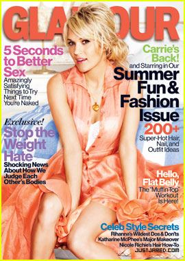 Carrie Underwood Covers 'Glamour' June 2012