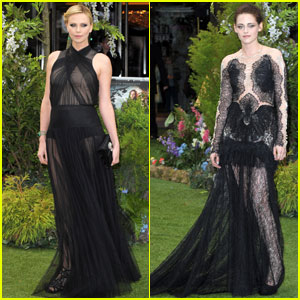 Charlize Theron &#038; Kristen Stewart: 'Snow White' World Premiere!