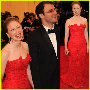 Chelsea Clinton - Met Ball 2012